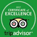 tripadvisor - certificate of excellence